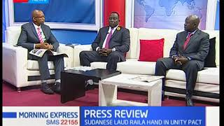 Shocking claims on NYS theft Investigator | Morning Express Part 1