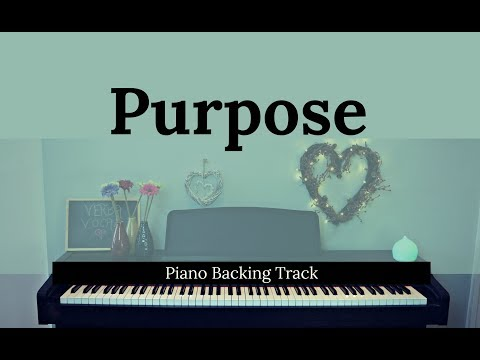 Purpose: AVENUE Q (Piano Backing / Instrumental / Karaoke Track)