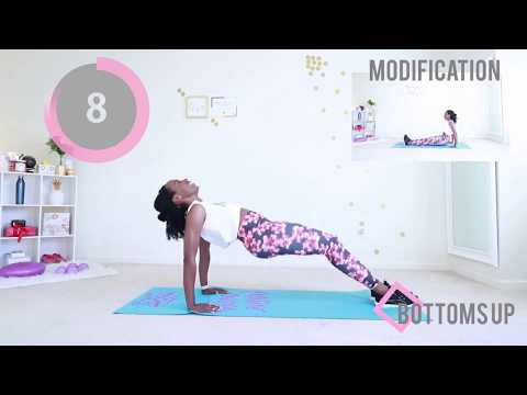 10 Min PERFECT Full Body Workout - No Time? Do This