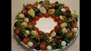 🥗Салат Беби ассорти. Витаминный салат. Очень быстро и вкусно. Раз и готово!