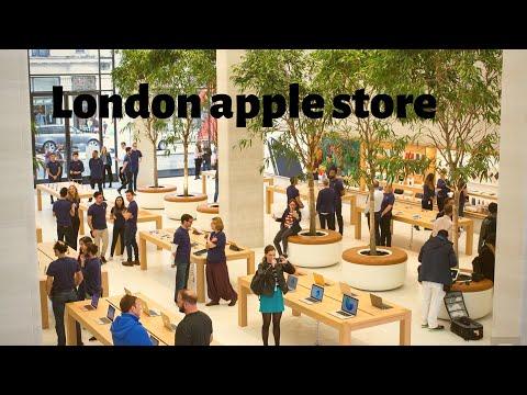 London Iphone Apple Store