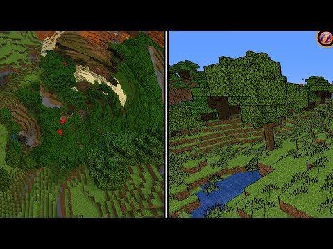 5 Strangest Minecraft Shaders For 1.14