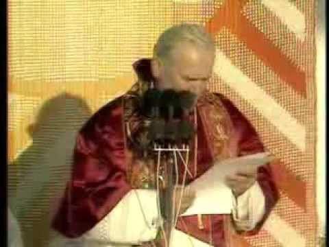 The visit of Pope John Paul II to Ireland in September 1979