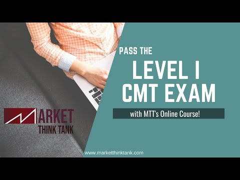 CMT- How To Study For CMT Level 1 Exam