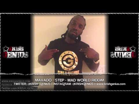 Mavado - Step [Mad World Riddim] October 2013
