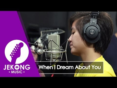 When I dream about you by Stevie B ( Cover by Jekong, Ariyah Records )