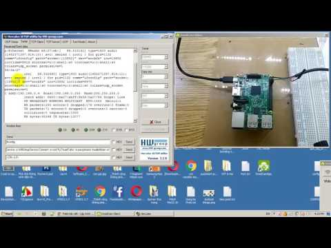 Raspbery Pi 3 Android Things find Ip and connect adb via wifi  without monitor screen😁