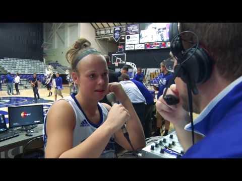 Women's Basketball: Abilene Christian Recap, Feb. 8