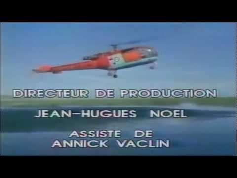 La Chasse aux trésors (1983) - générique de fin