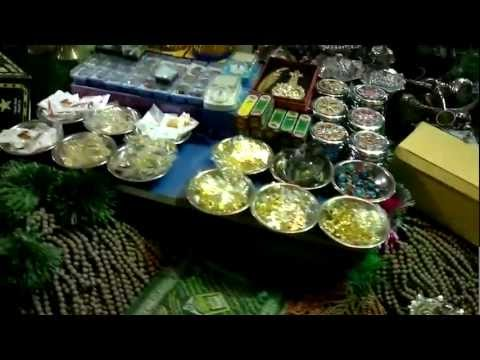 Iraq Karbala - View of the Bazaar (HD)