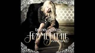 Britney Spears - (Drop Dead) Beautiful feat. Sabi [Official Instrumental]