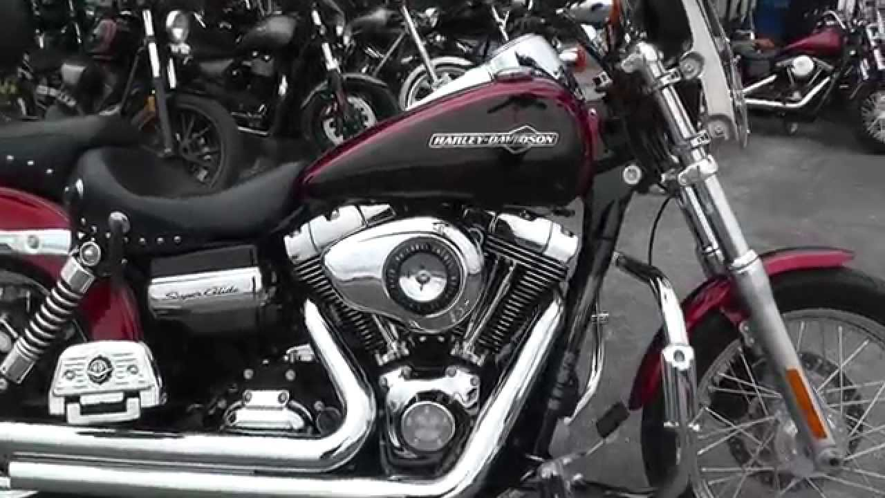 2012 Harley Davidson Fxdc Dyna Super Glide For Sale On: 2012 Harley Davidson Dyna Super Glide Custom FXDC