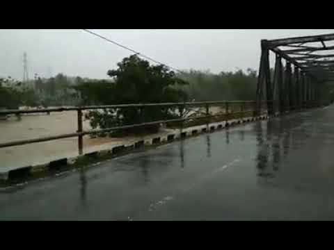 Banjir di kretek BACEM solo baru