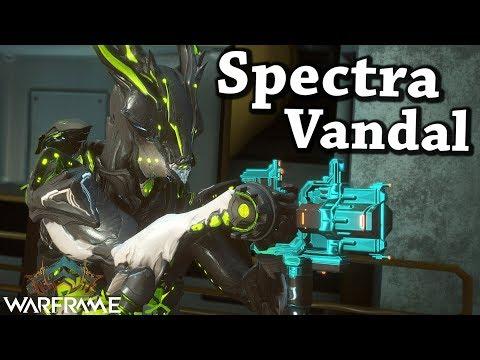 Warframe | Spectra Vandal (4 Forma Build)