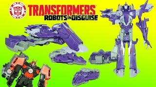 Transformers Mini-Con Deployer Fracture & Airazor Robots In Disguise Autobot vs. Decepticon