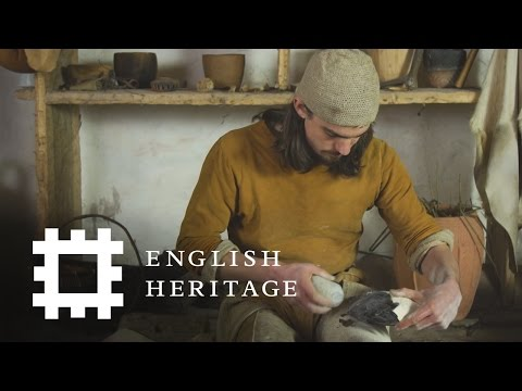 How to Make a Neolithic Flint Axe