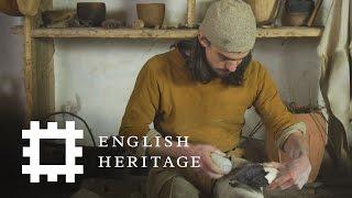 Wie Man Eine Prähistorische Feuerstein-Axt | Steinzeit-Technologie