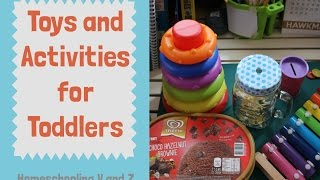 Toys And Activities For Toddlers Philippines - Tagalog