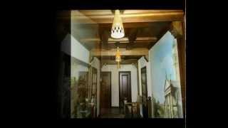 видео Интерьер дома из оцилиндрованного бревна – 15 фото дизайна дома в п. Жуковка