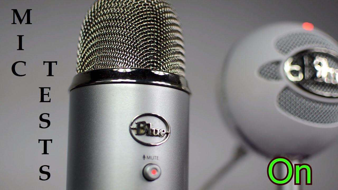 blue yeti vs blue snowball ice usb microphone audio sound test youtube. Black Bedroom Furniture Sets. Home Design Ideas