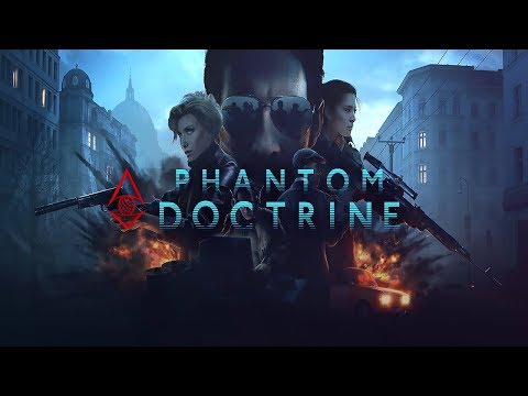Phantom Doctrine Gameplay |