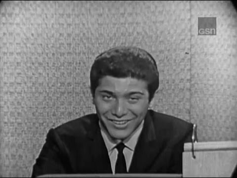 What's My Line? - Willie Mays; Paul Anka; Tom Poston [panel] (Jul 15, 1962)