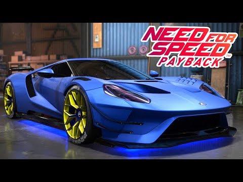 ФИНАЛ и БАНДИТСКАЯ ГОНКА на FORD GT!! (Need for Speed: Payback Прохождение #9)