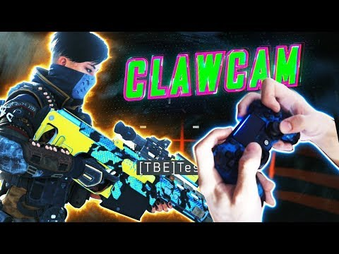 this is HOW I SNIPE in BLACK OPS 4.. (CLAWCAM)