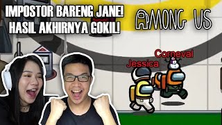1 TIM IMPOSTOR BARENG JESSICA JANE! - Among Us Indonesia