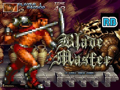 1991 [60fps] Blade Master Roy Hard Nomiss ALL