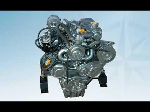 Marine Diesel Engine Cooling System