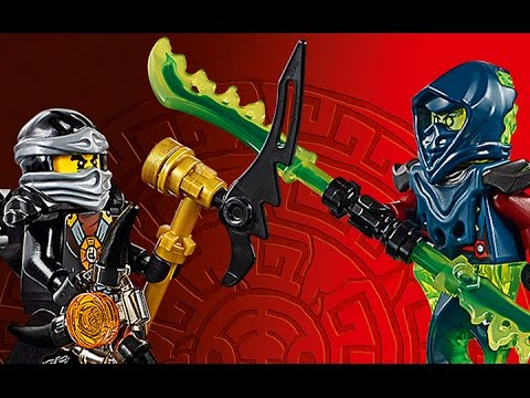 Lego Ninjago: Energy Spear 2 - Super Heroes Games 4 Kids ...