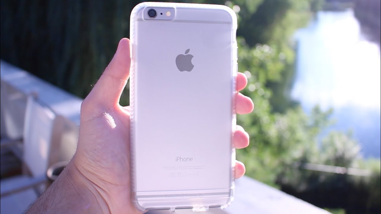 65b7bfc65a7887 Tech21 Impact Clear Case - iPhone 6 Plus   6s Plus (Unboxing) - YouTube