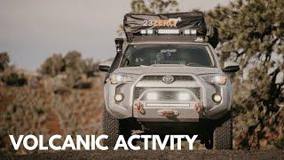 S2:E8 Overlanding Volcanoes | Stuck Land Cruiser - Lifestyle Overland