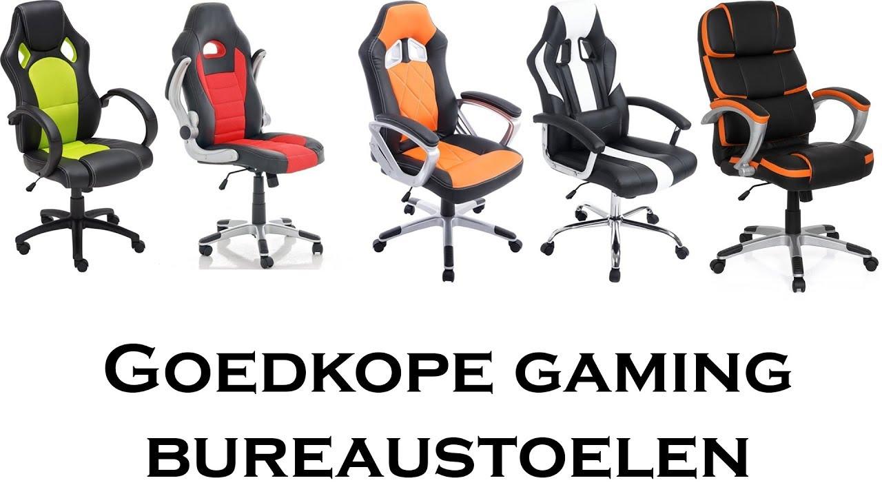 Bureaustoel Gaming Goedkoop.Goedkope Gaming Bureaustoel Youtube