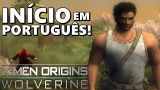 X-Men Origins: Wolverine (PSP) - O Início em Português!