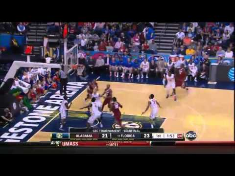 03/16/2013 Alabama vs Florida Men