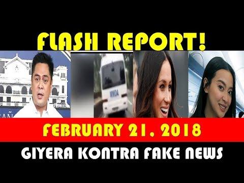 DZRH Network News - February 21, 2018