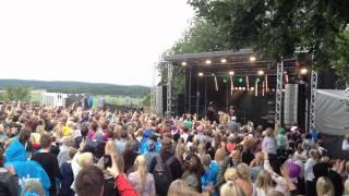 Alina Devecerski - Flytta på Dej @Slottsfjellfestivalen