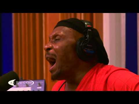 """Jimmy Cliff performing """"One More"""" on KCRW"""