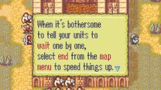 Fire Emblem - Fire Emblem Walkthrough Part 5 (GBA) - Vizzed.com GamePlay - User video