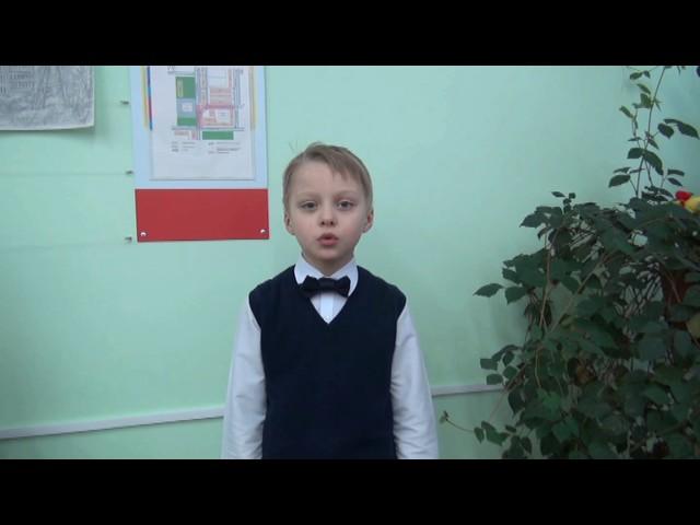 Изображение предпросмотра прочтения – ГлебФилоненко читает произведение «Тучкины штучки» В.В.Маяковского