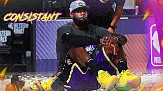 """LeBron James Mix - """"Consistant"""" 2020 (Last official mix for this channel)"""