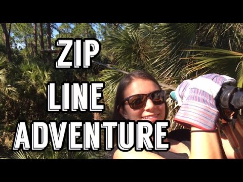 TreeTop Trek: Zip Lining Adventure