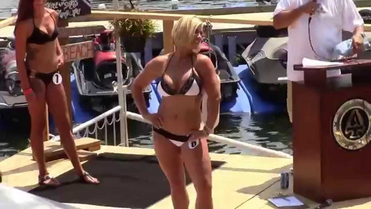 Lake bikini contest