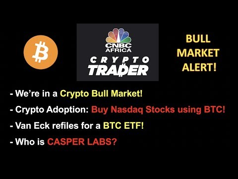 We're in a Crypto Bull Market! It's just not where you think..