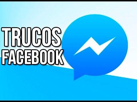 Mejores Juegos Ocultos en Facebook Messenger - Trucos