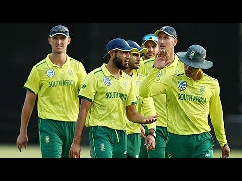 Highlights: Proteas too good for CA XI
