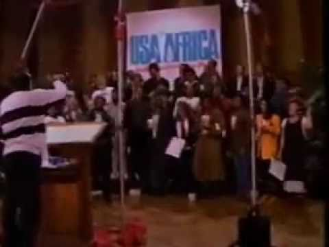 All Artist - We Are The World For Africa 1984