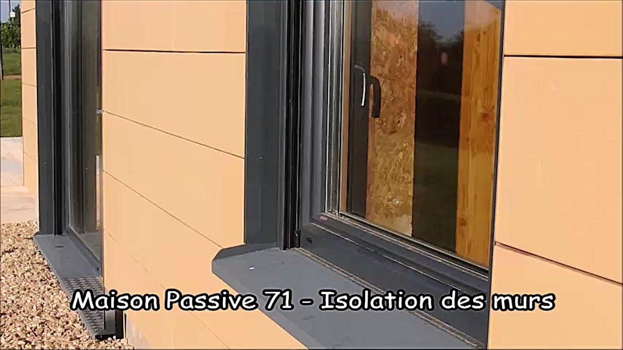 isolation maison passive
